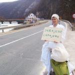 I'm in love with Pippa Bacca | Verso Sarajevo
