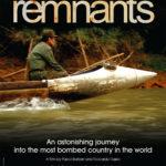 THE REMNANTS - poster - progetto grafico Flaminio Cozzaglio